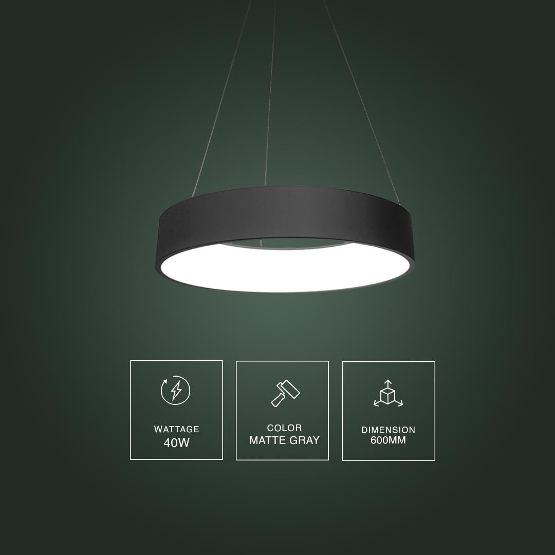 ia 8120-DL LED Pendant Lamp