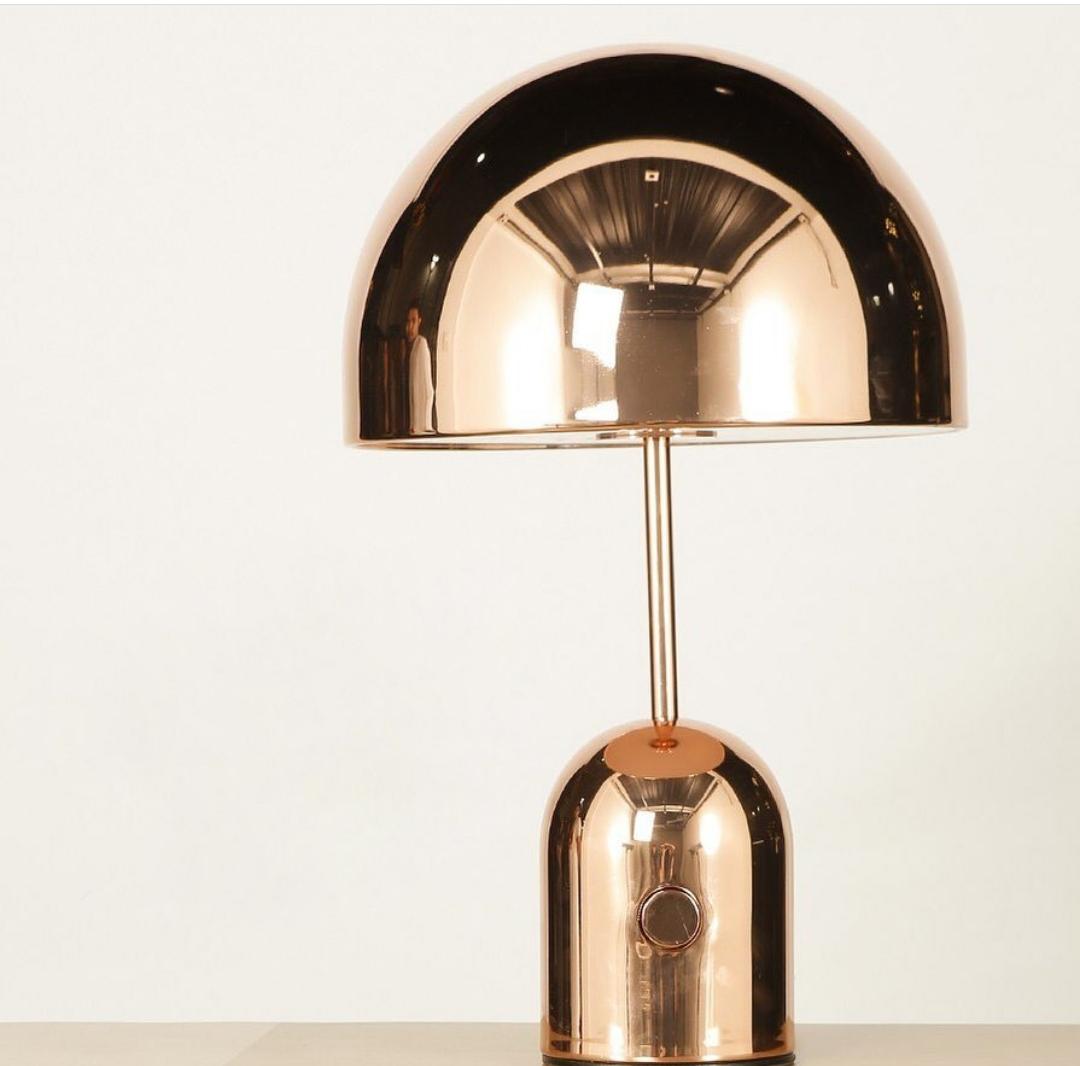 ia 8688 Rose Gold Table Lamp